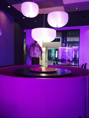 Hotel Allegro Bern: Ristorante YÙ