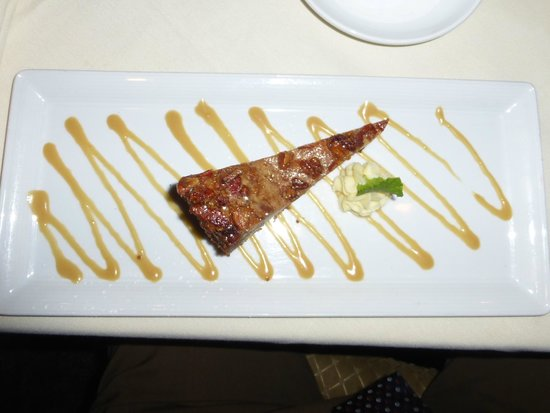 Christopher's World Grill: My Dessert