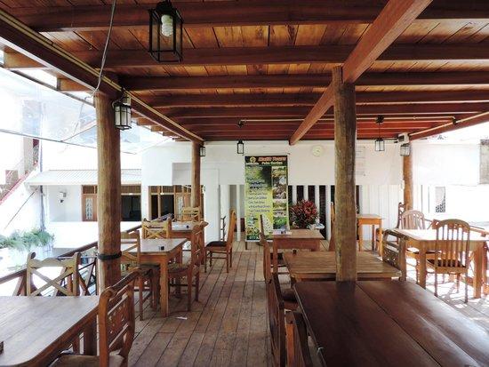 Hotel Mango Garden: restaurant