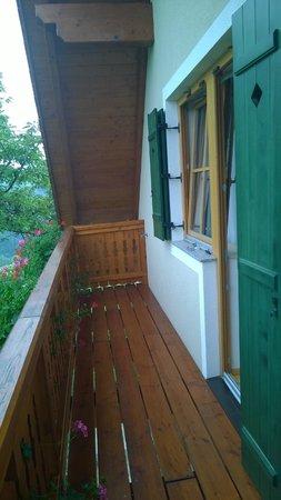 Gamser : Balkon1