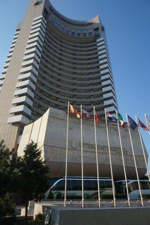 InterContinental Bucharest: IMPRESIONANTE