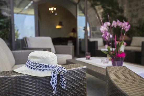 Lubra Casa Relax: Restaurant Outside