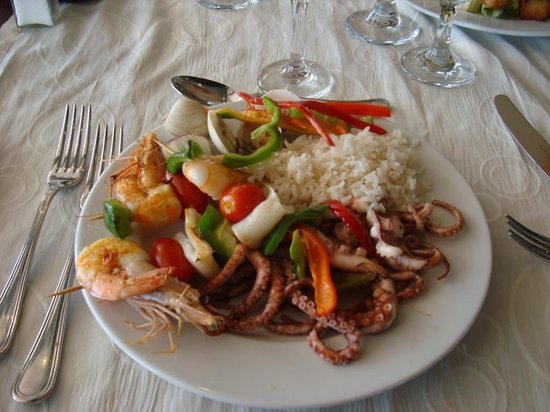 Royalton Hicacos Varadero Resort & Spa: Seafood at it's Best in the Buffet