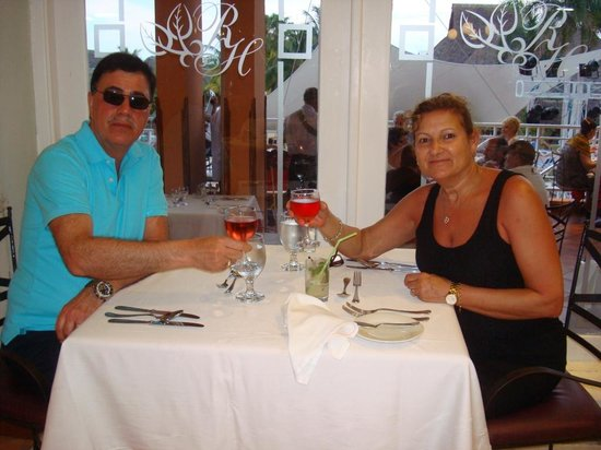 Royalton Hicacos Varadero Resort & Spa: Cheers from us to the Staff of the Royal Hicacos!