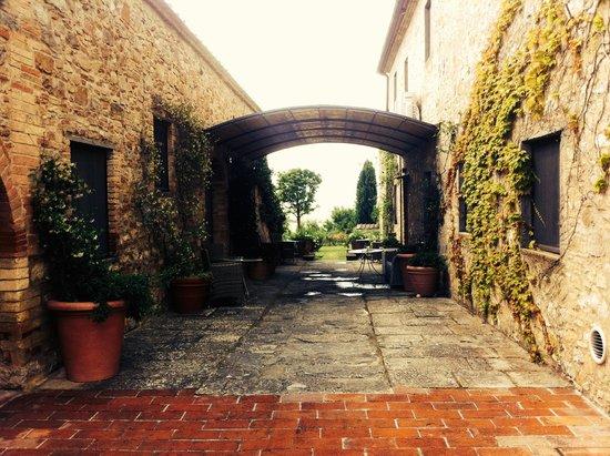 Locanda Le Piazze: The hotel
