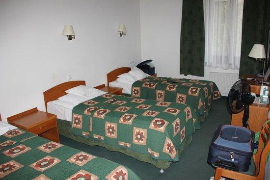Logos Hotel: La camera