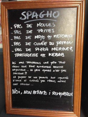 Saint-Georges-de-Didonne, Fransa: sur la devanture
