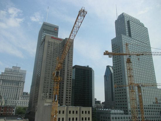 Novotel Montreal Center: View