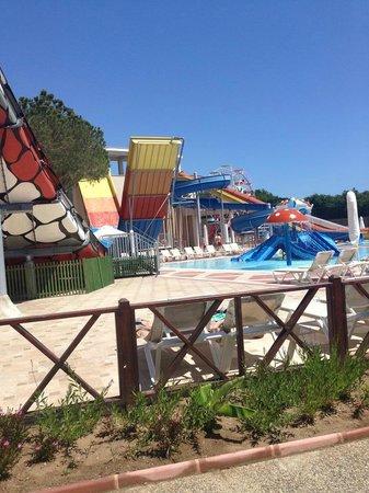 Voyage Belek Golf & Spa: Slides!