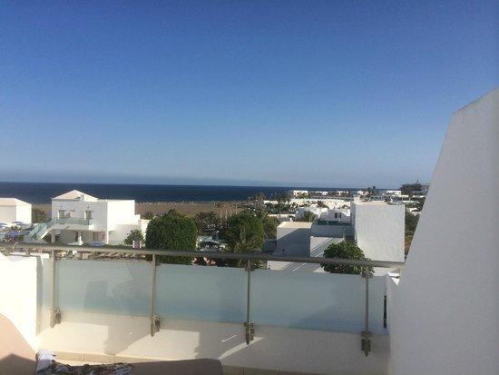 Hotel Lanzarote Village : Seaview Room 1413