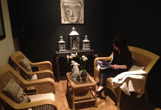 West Bridgford, UK: Simply Chill Spa Area