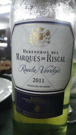 Servigroup Marina Playa: вино