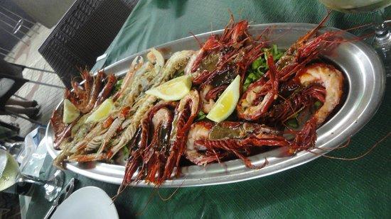 Servigroup Marina Playa: ресторанчик в Гарруче