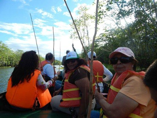 Heliconia Amazon River Lodge: Disfrutando el Tour