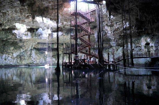 Ek Balam Cenote: cenote