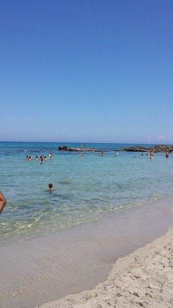 San Foca, อิตาลี: la spiaggia