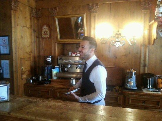 Hotel Aquila: Michele gentilezza e professionalità