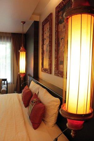 Siripanna Villa Resort & Spa: Exquisite Lanna decor