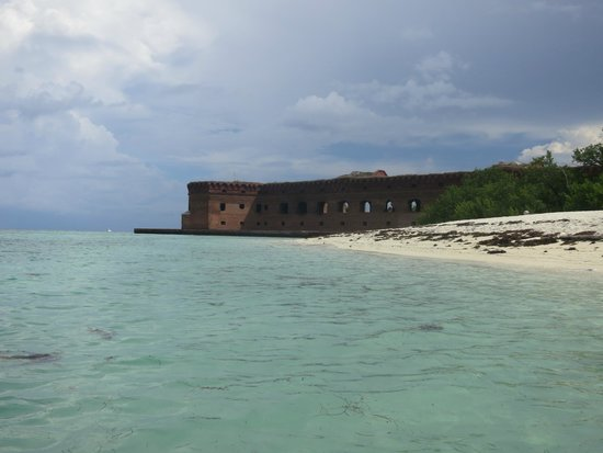 Key West Seaplane Adventures : Morning at Dry Tortugas