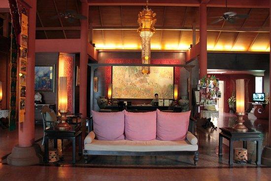 Siripanna Villa Resort & Spa : Reception/Lobby
