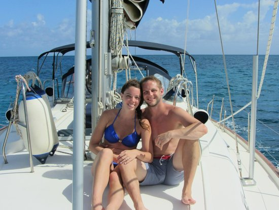 Adventure Caribbean Yacht Charter: the perfect honeymoon