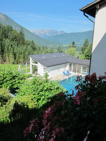 Alm- & Wellnesshotel Alpenhof: Pool