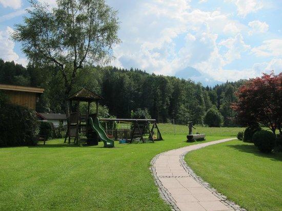 Alm- & Wellnesshotel Alpenhof: Playground