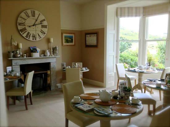Bindon Bottom B&B: Breakfast Room