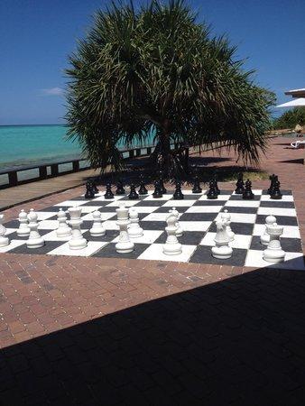 Heron Island Resort: Прекрасное место! Дикая природа, нет телевизоров и мобильной связи, вот что надо для полноценног