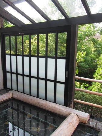 Tsukinoakari : onsen in own room