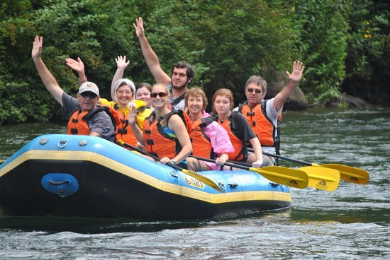 High Mountain Expeditions: Rafting Trip