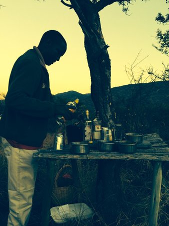 Mashovhela Bush Lodge: Game drive