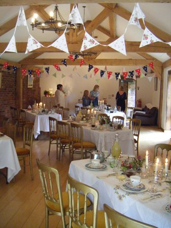 Iken Barns: An amazing, affordable, occasion venue.