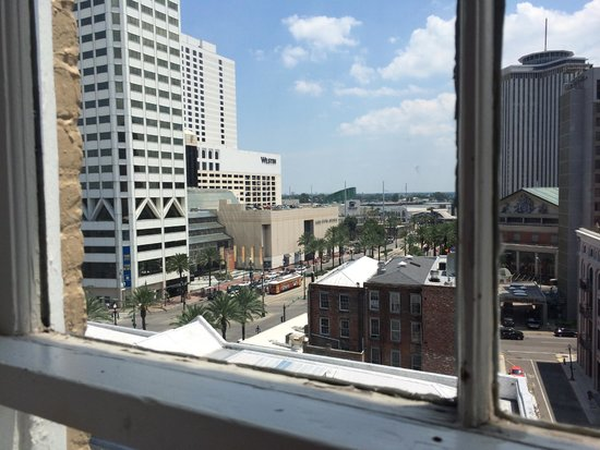 BEST WESTERN PLUS St. Christopher Hotel: Great view from room 905