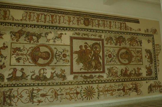 Musée National du Bardo : Museo Bardo: Tunisi: Tunisia: trionfo di Dionisio
