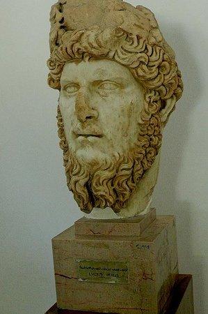 Musée National du Bardo : Museo Bardo: Tunisi: Tunisia: imperatore Lucius Verus