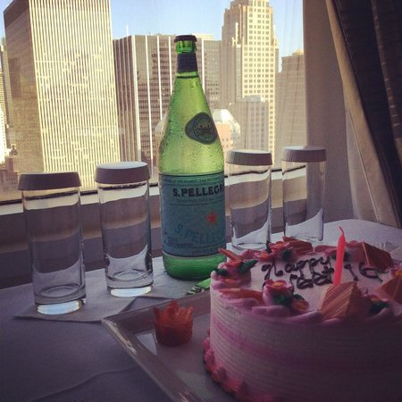 Crowne Plaza Times Square Manhattan: A sweet treat for Sweet 16!