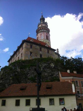 Historic Center of Cesky Krumlov: Krumau