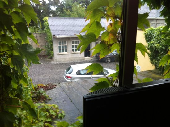 Becketts Hotel: View from room