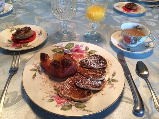 Speedwell Forge B&B : Breakfast