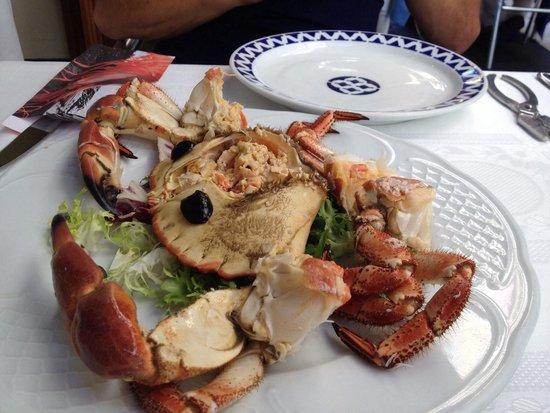 Civera Marisquerias: Crab