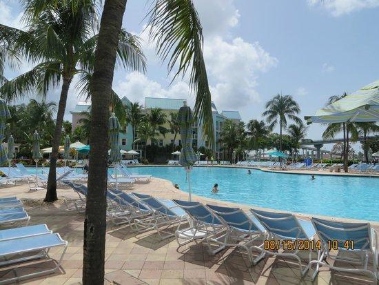 Atlantis - Harborside Resort: Harborside Pool