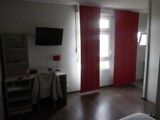 Residence Hoteliere Temporim Part Dieu: coin séjour