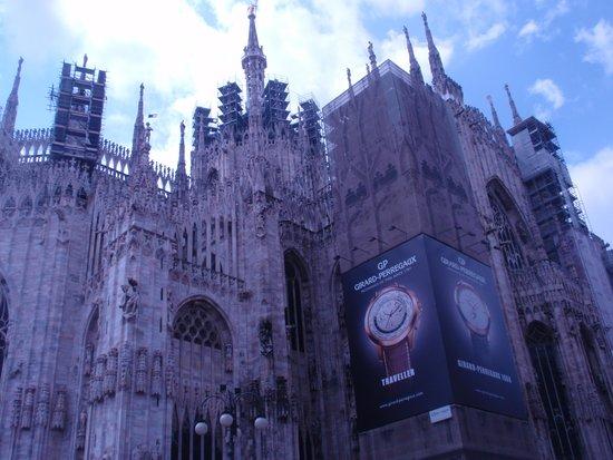 Catedral (Duomo): Cathedral Milan