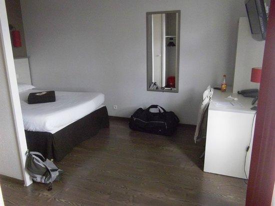 Residence Hoteliere Temporim Part Dieu : vue d'ensemble studio