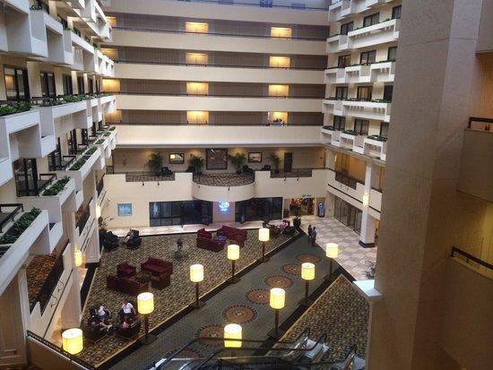 Hyatt Regency Savannah: Lobby.