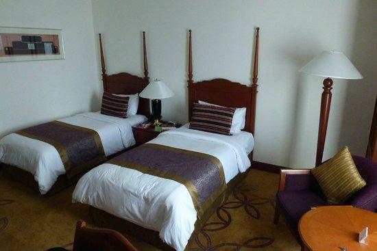 Century Park Hotel: Chambre classique