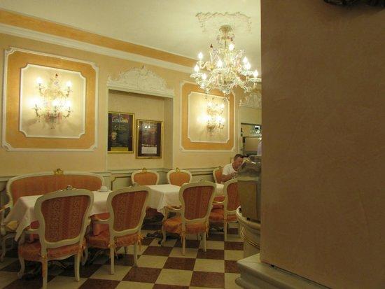 Hotel Canaletto: Salón Desayunador
