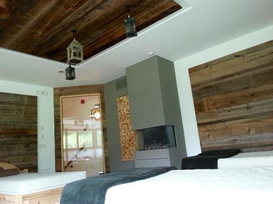 Hotel Costes: stanza del silenzio, relax dopo la spa