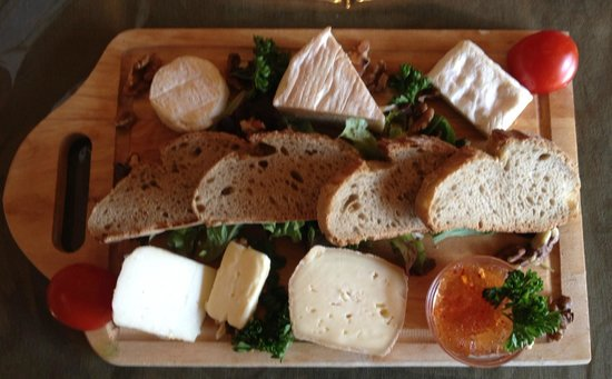 La Fromagerie : Planche de fromages de Cerdagne
